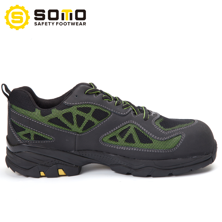 SOMO High Quality Anti Static Low Cut Casual Men Safety Working Shoes