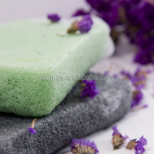 Gently massage and exfoliation Bath massage sponge With High Quality