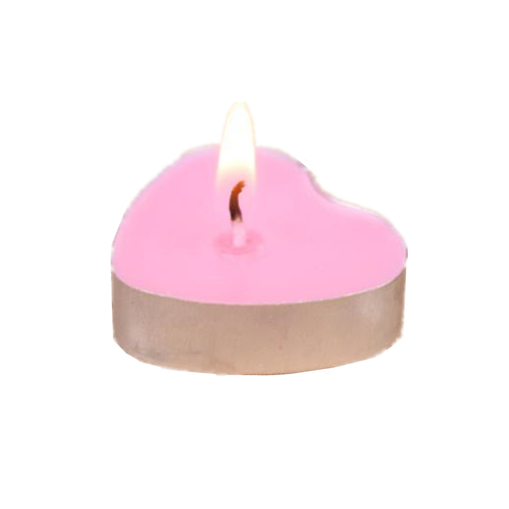 Pink Heart Candle, Pink Heart Candle Suppliers and Manufacturers at ...