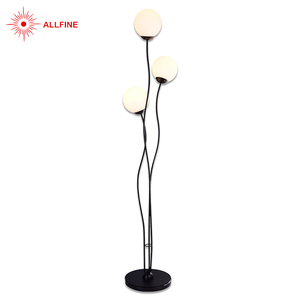 New design lighting modern india style floor lamp for living room decoration