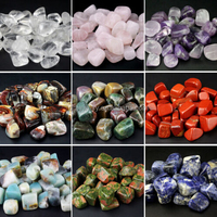 Mixed Tumbled Stone Healing Reiki Crystal for home decoration