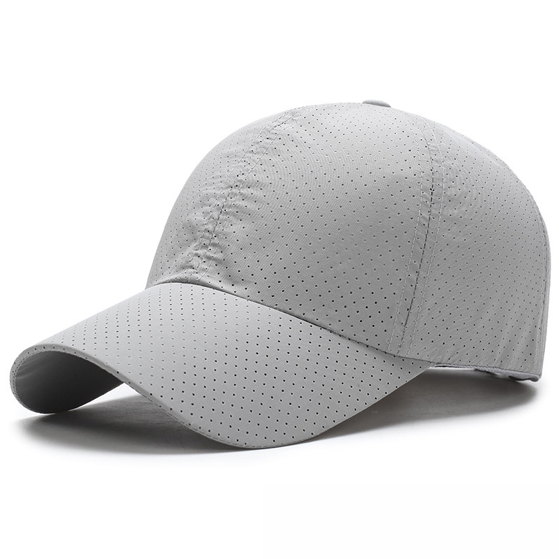 Summer Outdoor Dry Fit Baseball Sun <strong>Cap</strong> Wholesale