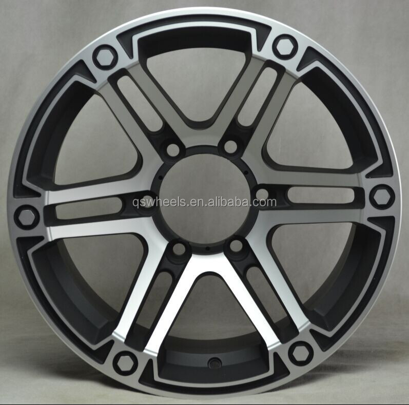 6 Hole 16 Inch Rims Fit : Wheels inch suv alloy hole offroad