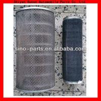 Fleetguard performance air filter KW2140 for cummins 6bt