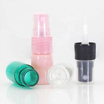 Travel size good quality plastic container bottle