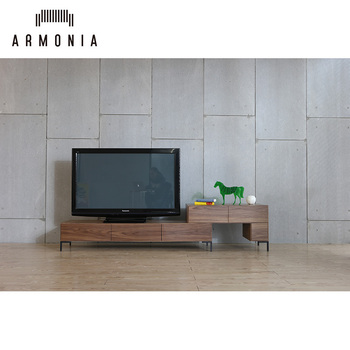 Lcd Tv Stand Designs : China manufacturer professional design wooden lcd tv stand design