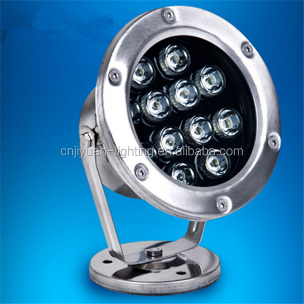 Dmx control IP68 rgb Led dancing fountain light with water pump