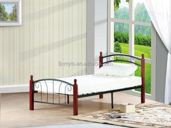 Goedkoop Metalen Bed.Goedkope Metalen Bed Eenvoudig Ontwerp Buy Laatste Bed Ontwerpen