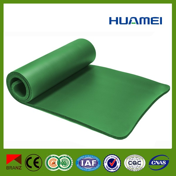 China manufacturer washable gym exercise private label yoga mat