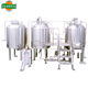 300L light microbrewery system to brew full grain beer