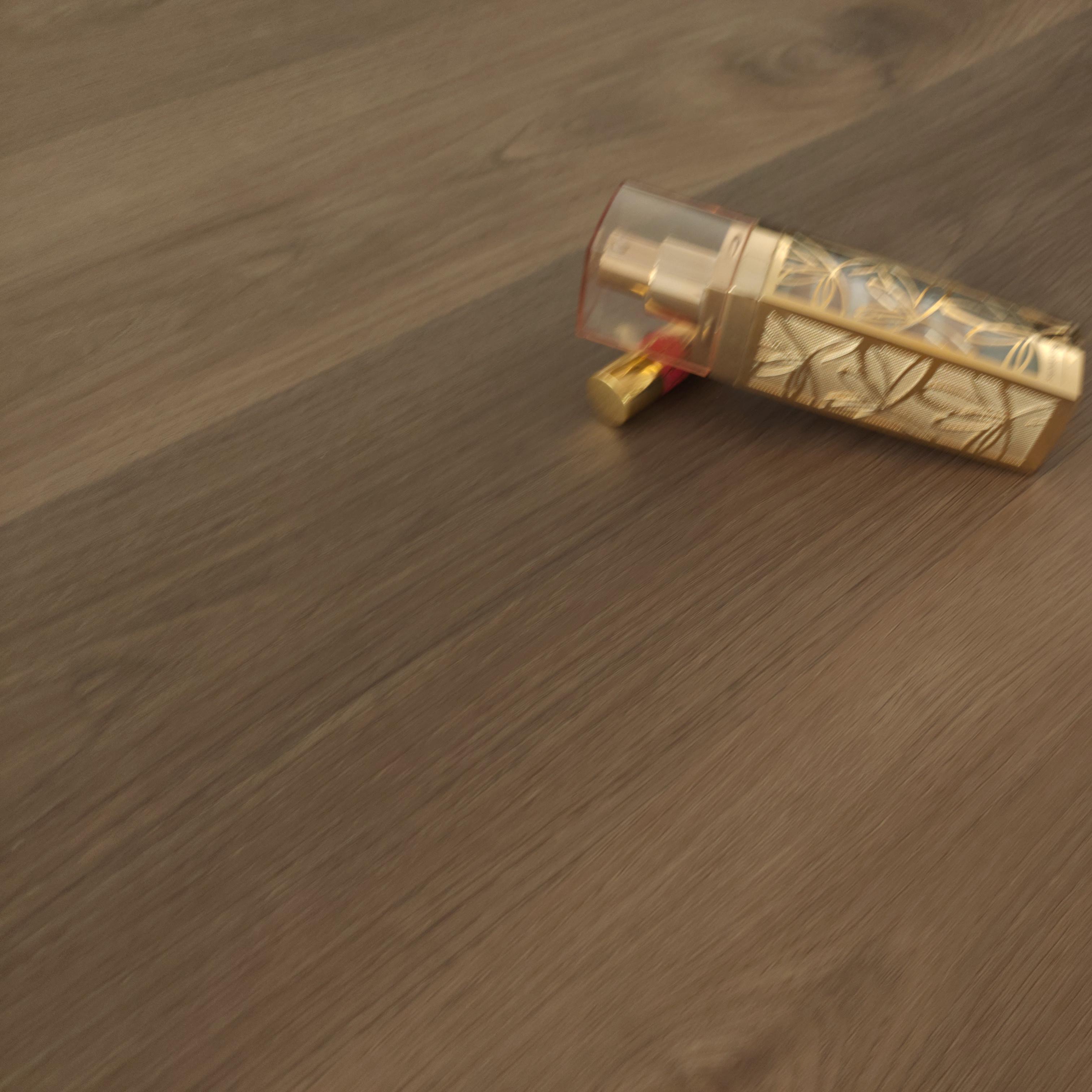 spc piso vinil waterproof heat resistant pvc prancha oak walnut color vinyl flooring