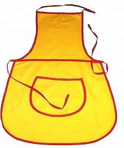 Butcher pvc chef apron with sleeves