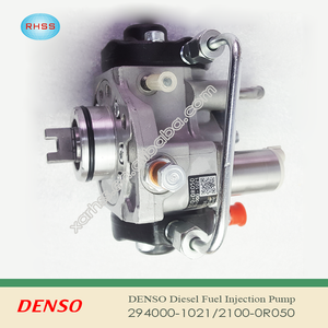 DENSO common rail diesel Fuel injection pump 294000-1021/2100-0R050 for  Toyota