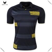 Short sleeve wholesale soccer uniforms football t shirt