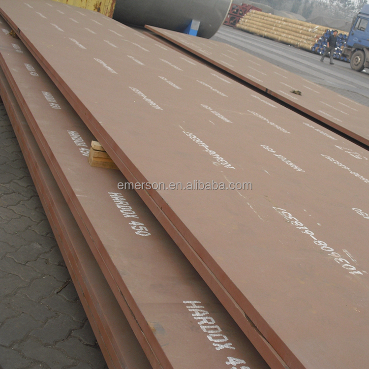 Wear Resistance Hot rolled steel plate NM 450 NM 400 NM 500 Material standard Wear Resistance steel plate