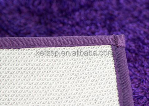 100 Polyester Latex Backing Washable Rug Buy Latex