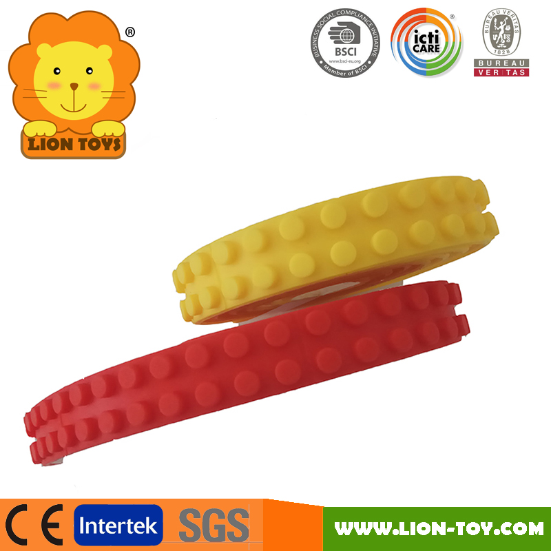 Silicone Non-Toxic Safe Tapes, Reusable Self-Adhesive Tapes -Brick Base Plates for Legos Toy Building Block for Kids Toy Gift