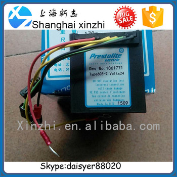 prestolite electric bus spare parts automatic voltage regulator 605-2 for  bus generator regulator 8sc3141vc