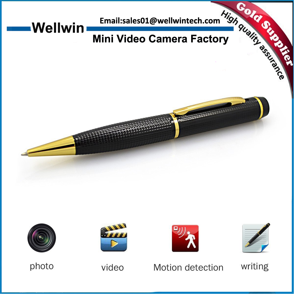 1080 P Mini Pocket Camcorder DVR bpr6 Pen Camera
