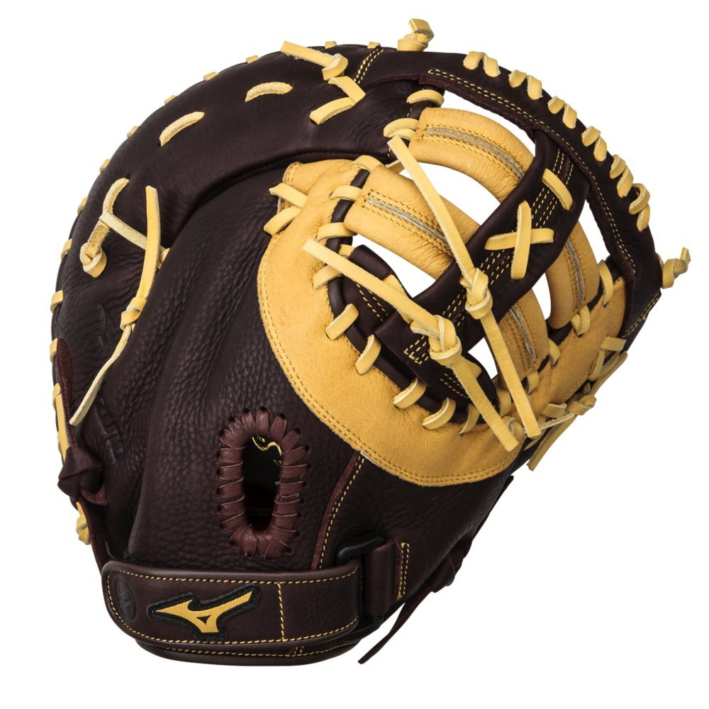 "Mizuno Franchise GXF90B2 12.5"" Adult Baseball First Base Mitt"