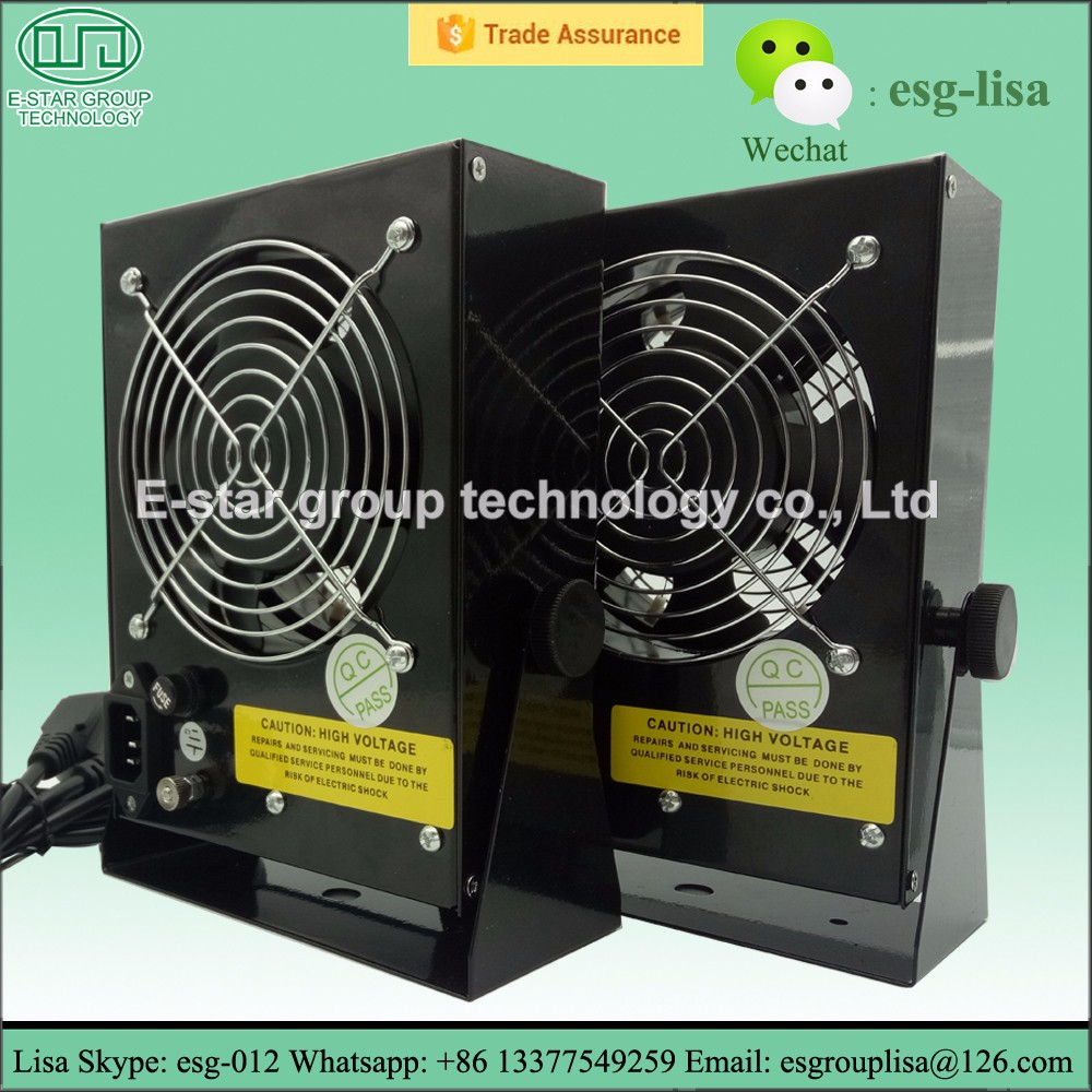 Antistatic Ionizer Mini Blower