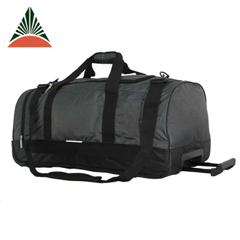 Men's Travel Wheeled Duffle Luggage Trolley