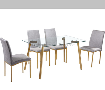 Dubai Resturant Table And Chairs Dining Room Luxury Elegant Cool Wooden With