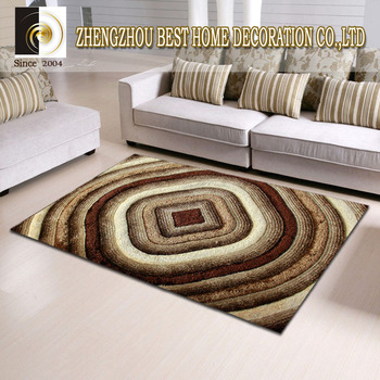 Design Polyester Gy Room Carpet In Guangzhou
