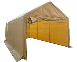 Hot Sale Canopy Tent PE Cover For Outdoor Car Parking From China Factory