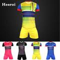 2016 2017 New Season Soccer Jersey kits High end Custom Team Uniforms High Quality Printing Survetement