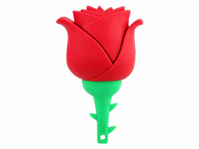 best electronic christmas gifts 2014 flower shaped usb memory stick 4gb