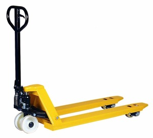 Popular store tools hand-operated Carry pallet trucks