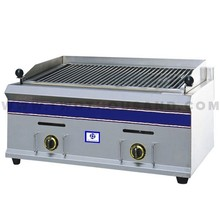 TT-WE77 Professionale Controsoffitto <span class=keywords><strong>Pietra</strong></span> Lavica Rock Char <span class=keywords><strong>Grill</strong></span> A Gas BBQ