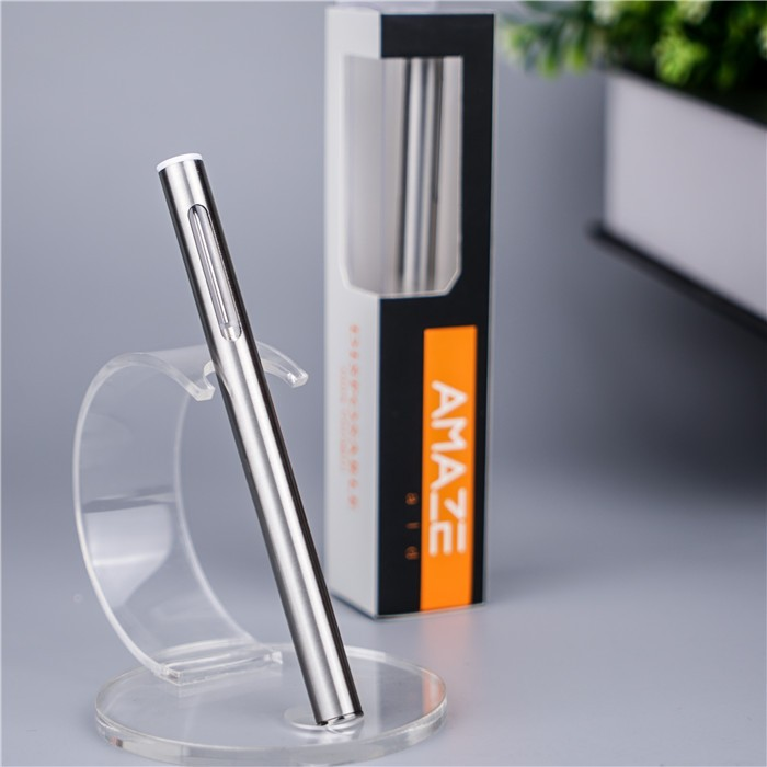 ALD AMAZE disposable CBD vaporizer cotton free fiber free THC e cig pen