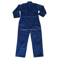 EN 1149 99%cotton 1% carbon fiber antistatic safety work clothes