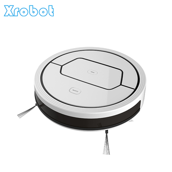 Home use floor mopping smart Gyroscope Navigation wifi control aspiradora robot vacuum cleaner