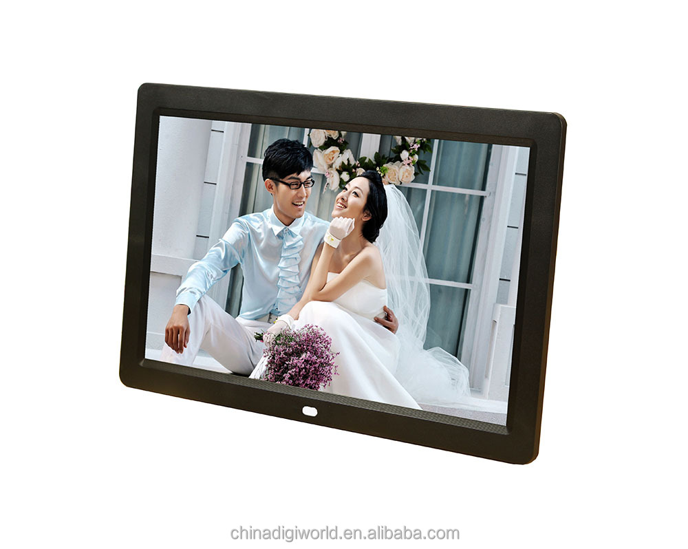 digital photo frame stand 12 inch 16:9