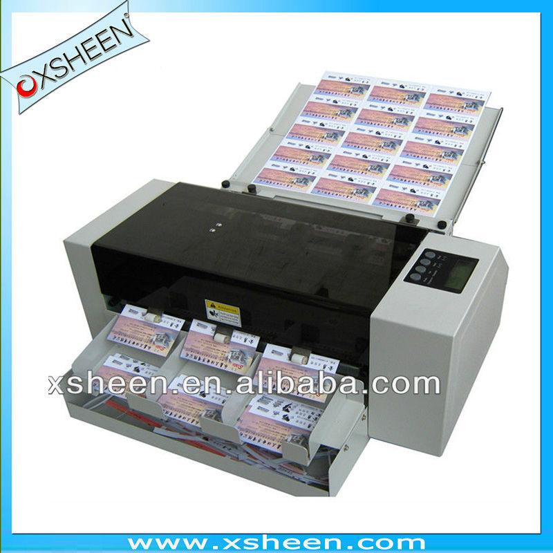 A3 Business Card Cutting Machine,Automatic Name Card Cutter,Business ...