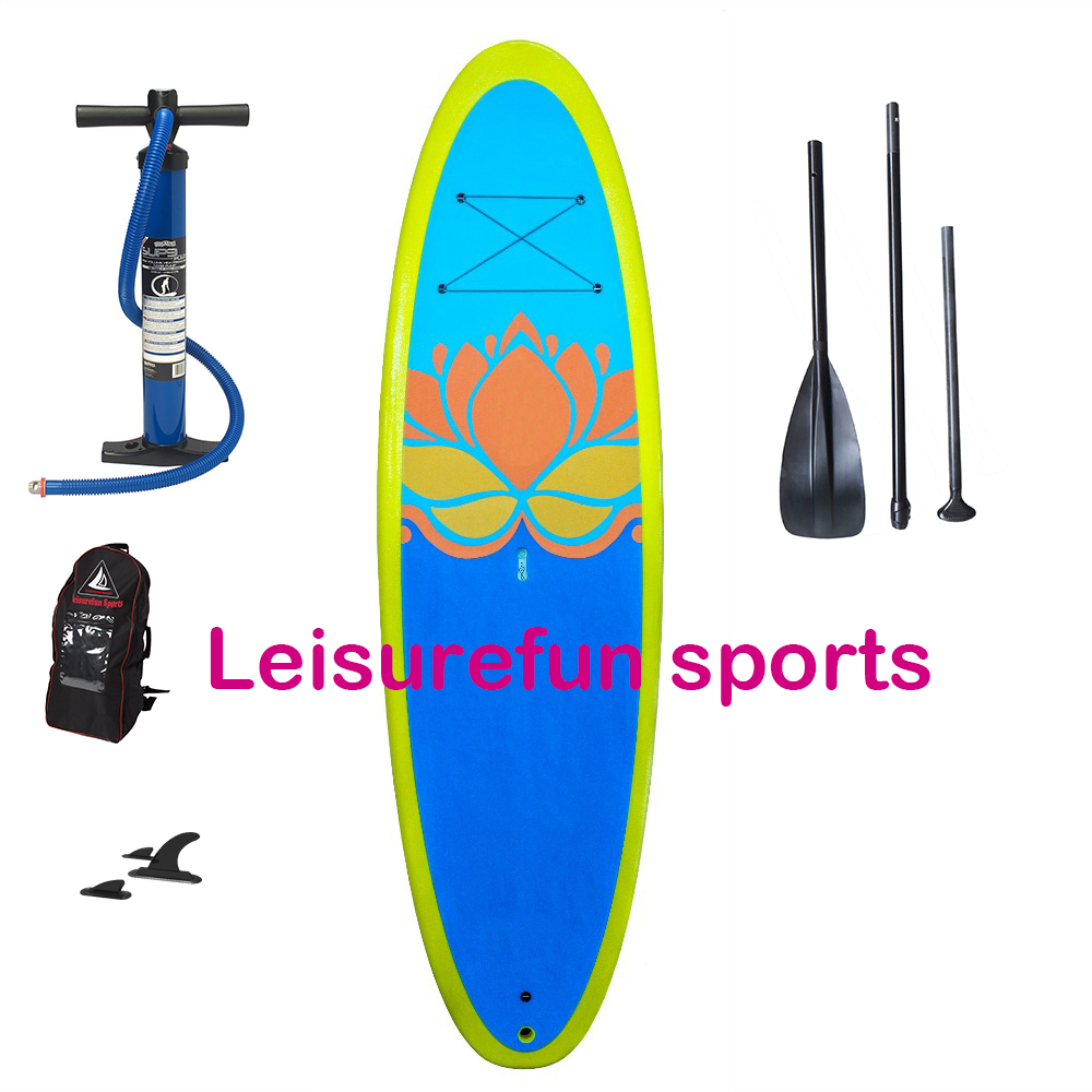 2016 Water sports inflatable yoga board for sale