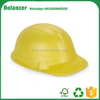 d8c1ae64f7476 Amarillo Niño Espuma Construcción Sombrero - Buy Product on Alibaba.com
