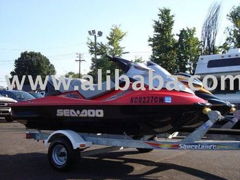 2003 Sea Doo Bombardier Gtx 4-tec Watercraft - Buy Watercraft Product on  Alibaba com