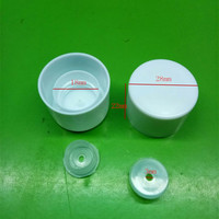 18mm 20mm double-deck screw cap with nese