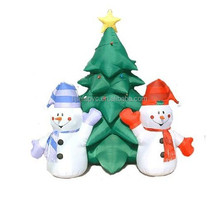 [Recommended] 2014 factory supply fashion cheap inflatable Christmas tree