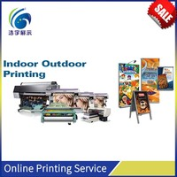 Wall Paper Printing Multicolor Banner Printing Uk