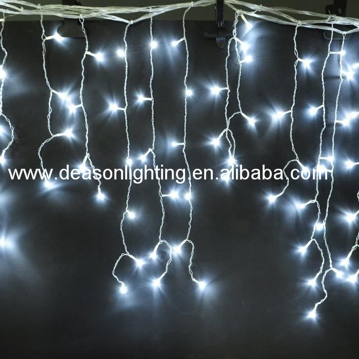 led icicle christmas lights clearance buy led christmas icicle lights led icicle dripping. Black Bedroom Furniture Sets. Home Design Ideas