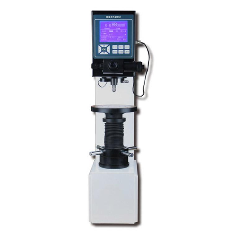 THB-3000MDX otomatik taret dijital ekran Brinell sertlik test cihazı