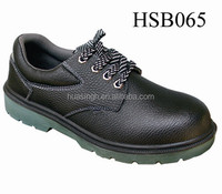 oil & gas resistant special domain worker safety footwear with steel toe insert