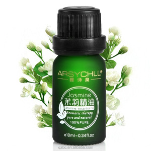 10ml Sweet aroma essential oil 100% pure jasmine oil price