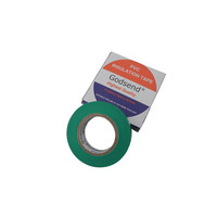 High performance rubber adhesion Electrical Polyester colorful PVC insulating tape