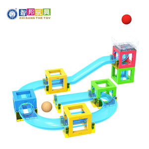Good price christmas gift educational early learning toys changeable magnetic building blocks
